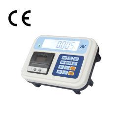 Indicateur de pesage d'impression avec imprimante thermique (AWPT)