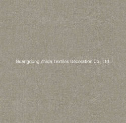 100% poliéster plata exclusivo estilo de ropa de algodón de alambre tejido tapizados