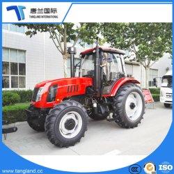 130hp 4WD Ferme/Agriculturial/tracteur à roues avec certificat ISO et de tous les Chinois