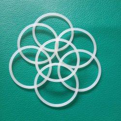 La gomma di silicone su ordinazione della guarnizione del silicone di EPDM parte gli anelli sigillanti del silicone