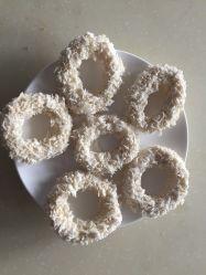 De bevroren Gepaneerde Ring van de Pijlinktvis, Geslagen Ringen, Gigas, Mter: 49cm, 50% die, Geen FDA Prefry/Prefry met een laag bedekken