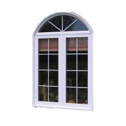 Алюминиевый профиль арки горизонтальной /алюминиевого сплава круглой рамы стекла передней колесной арки дверная рама перемещена окно с распорной втулкой