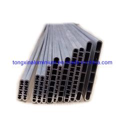 Alto fluxo paralelo de alumínio Qualtiy Tubo plana microcanais