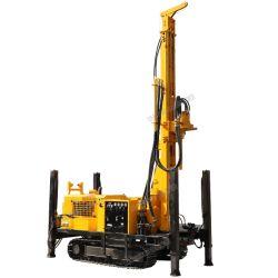 400mの鋼鉄クローラー販売のための深い試錐孔の井戸の掘削装置機械