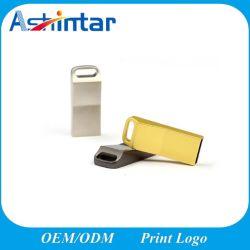 Metal disco flash USB Mini USB impermeable