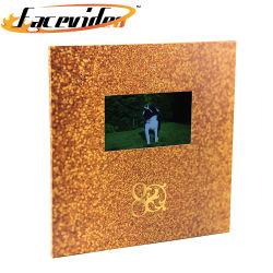 Plein écran LCD 7 pouces d'impression Vidéo Brochure Stand papier livret numérique de la carte vidéo pour la publicité des affaires de la marque