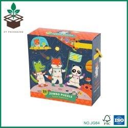 Heißer Verkauf OEM Customized Design Kinder Spielzeug Puzzle