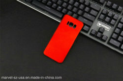 TPU souple en silicone d'origine Matte couvrir le cas de téléphone pour Samsung
