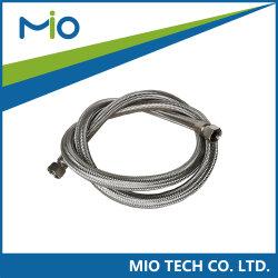 Pluming Manguera flexible de trenzado de acero inoxidable de la manguera de gas propano el tubo de extensión