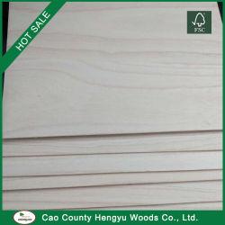 Commerce de gros bois 2x4 Paulownia en bois stratifiés Conseil