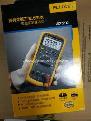 Fluke 87Original Medidor universal de las pruebas de vc eléctrico Industrial Multímetro digital