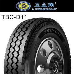 三角形のブランド275/70r22.5-18pr Tbc-D11のトラック及びバスタイヤ