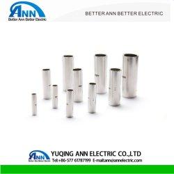 도매 Bn 구리 튜브 비절연 전기 나체 버트 커넥터
