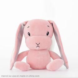 De leuke Dierlijke Gift van de Meisjes van het Stuk speelgoed van de Pluche van Doll van het Konijn Speelgoed Gevulde