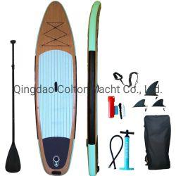 El mejor de la Sup paddle board inflable y de Surf con madera