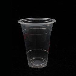 Chá da bolha de plástico descartáveis de plástico de café xícara de PP retirar as capas de gelo copo de plástico
