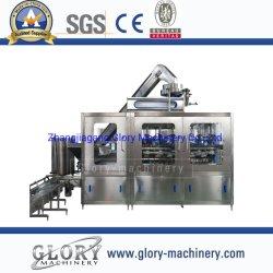 ماكينة تعبئة المياه المعدنية سعة 5 جالونات من البرميل، 900 جالون في الساعة
