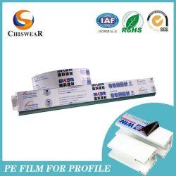 Новую пластиковую пленку для ПВХ профиля и PE профиль, защитную пленку