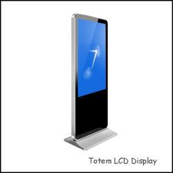 أفضل سعر 1080p Android شاشة اللمس Kiosk Totem LCD إعلان Display (شاشة العرض