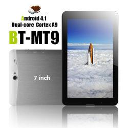 """7"""" Mtk6577 3G Phone Tablet com preço mais barato (BT-MT9)"""