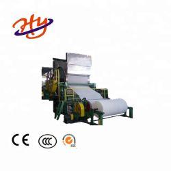 A poupança de energia 2880mm Tipo 35ton Papel para impressão de notícias máquina de fazer papel de celulose a linha de tomada