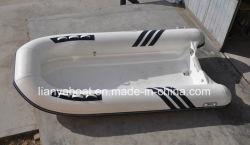 Liya 2.4m4.2m het Commerciële Goedkope Jacht van het Vlot van de Rib Rubber