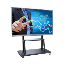 "El Software Libre 55""Samsung LG pantalla táctil de pizarra electrónica interactiva"