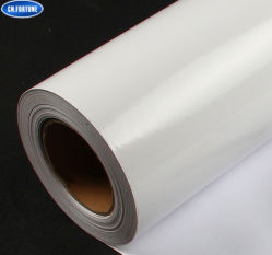 Eco 차 유리와 Windows를 위한 용해력이 있는 자동 접착 비닐 PVC 매체 인쇄