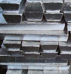 Placa de magnésio de lingotes de ligas de magnésio Bloquear Billet de folha de magnésio