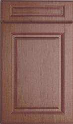 Твердые деревянные кухонные двери распределительного шкафа для мебели