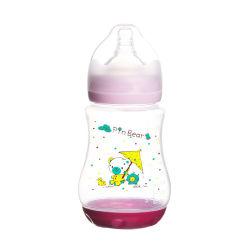 Banheira de vender leite branco Mamadeira por grosso de Silicone Bebê Mamadeira Bebê Silicone Tampa do Frasco