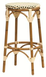 Moderner im Freiengarten-Patio-Ausgangswohnzimmer-Küche-Schwenker-Tisch-Möbel-MetallEdelstahl, der Barstool Stuhl-Aluminiumgefäß Plastick Rattan-Stab-Schemel faltet