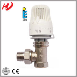Válvula de radiador termostática com certificação En 215