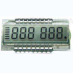Écran LCD pour les compteurs électroniques
