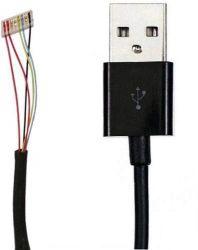 Usb-Kabel für Fingerabdruck-Leser-Fühler-Scanner mit Mikro-USB, Mini-USB, Standard-USB