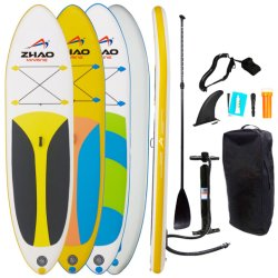 Fabrication OEM/ODM Double Sup Stand up Water Sports Beach Paddle Ensemble de planches de surf surf surf surf surf surf surf long board for Extérieur