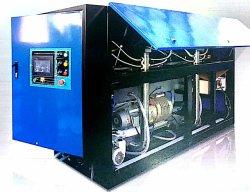 Hoge Precisie 1500 de van de Bron laser van Co2 van W Scherpe Machine van de Laser voor het Golf Flatbed Roterende Die-Cutting