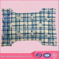 Type de couches jetables de caoutchouc pour bébé