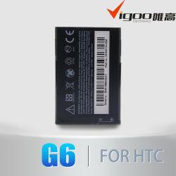 Téléphone de remplacement Batterie pour HTC HTC G6 G8