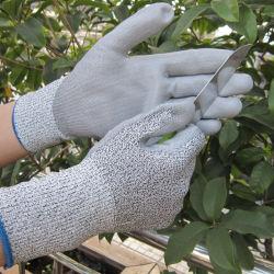 Sneed de Super Pasvorm van het Bewijs van de olie de Bestand Handschoen van het Werk van de Veiligheid van Handschoenen Pu