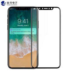 Shenzhen-Hersteller-ausgeglichenes Glas-Bildschirm-Schoner für iPhone 8 Volldeckung-bunten Support passen an