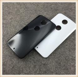 Cas plat glacé facultatif fait sur commande de téléphone portable pour la connexion 6 de Google