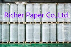 Fsc Food Grade papel kraft blanco fabricante en China