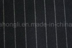 Garn gefärbte Poly/Rayon, Twill, Gestreifte Qualität, 240GSM