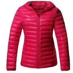 Robe courte vestes en cuir pour dames