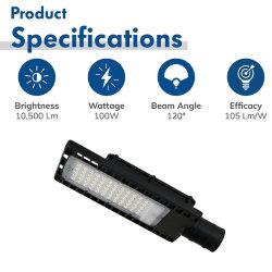 LED LED da 200 W per esterni, luce stradale, 20000 lm, LED IP 65 Luce di sicurezza per esterni per illuminazione di sicurezza/area/cortile - (Non lampada solare)