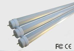 T8 LED 튜브 조명/LED 튜브/LED 조명 튜브 600mm CE RoHS 조광 가능 (4ft 120cm 18W 110V 120V 220V 230V)