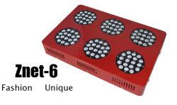 6 alto potere indipendente LED Grow Lighting Lamp di Working Groups Znet6 300watt per il Dell'impianto-Breeding (GS-GL-ZNET6)