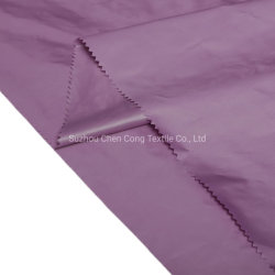 100%年のポリエステルSD 50d 290tタフタのライニングの衣服ファブリック