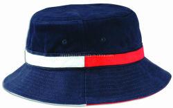 Обычная реверсивный хлопка из полированного Red Hat ковша с ремнями